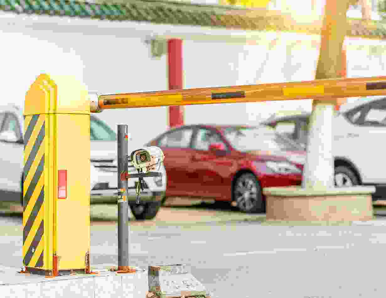 Automatic Parking Barrier
